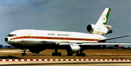 DC-10 Air Za-re