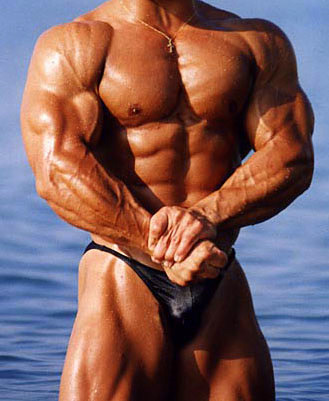 Teenage-Bodybuilding