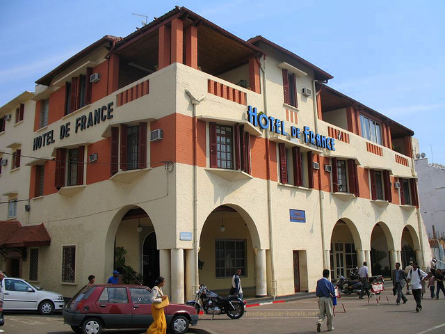 Hotel-de-france-analakely